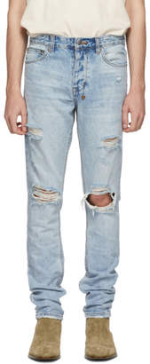 Ksubi Blue Chitch Underrated Jeans
