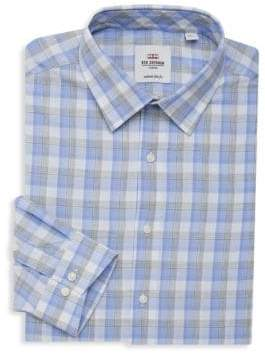 Ben Sherman Plaid Dress Shirt