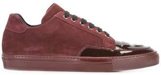 Alejandro Ingelmo panelled sneakers