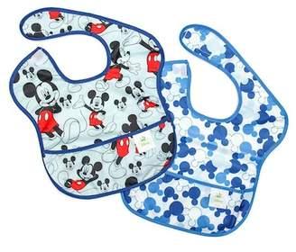 Bumkins Disney Superbib 2-Pack (Baby Boys)
