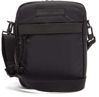 WANT Les Essentiels Bryce Cross Body Bag - Mens - Black