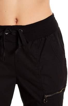 XCVI Kahiwa Ruched Cropped Pants