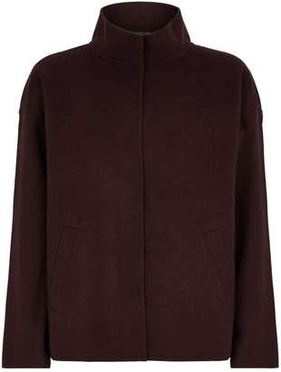 Eileen Fisher Brushed Wool Coat