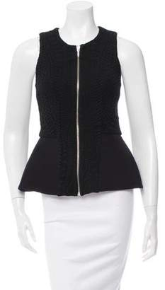 Nicholas Sleeveless Quilted Top