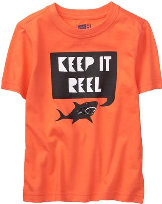 Crazy 8 Crazy8 Keep It Reel Tee