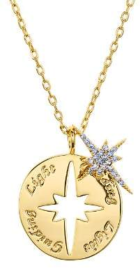Lulu DK Star Guiding Light Necklace, 16""