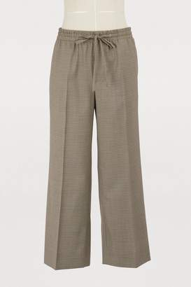 Miu Miu Wool pants