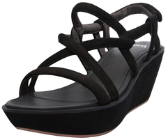 CamperDamas Strappy Wedge Sandal