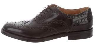 Church's Leather Brogue Oxfords