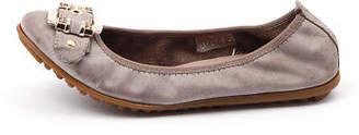 Django & Juliette New Bellez Taupe Womens Shoes Casual Shoes Flat