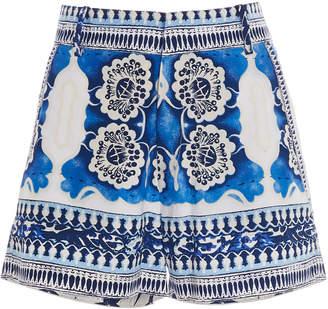 Le Sirenuse Positano Positano Shorts