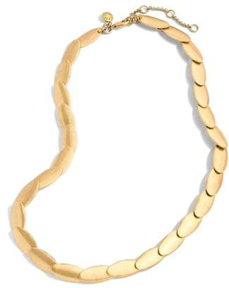 J.Crew J. CREW Oval Necklace