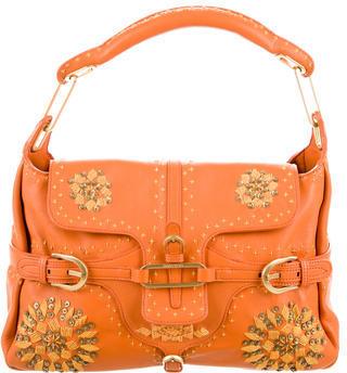 Jimmy ChooJimmy Choo Embroidered Tulita Bag