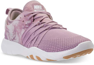 Nike Women's Free TR 7 Training Sneakers from Finish Line $99.99 thestylecure.com
