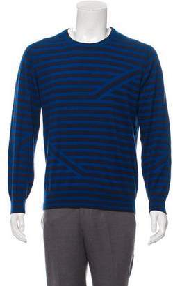 Paul Smith Striped Crew Neck Sweater