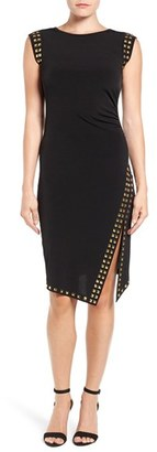 Women's Michael Michael Kors Studded Sheath Dress $130 thestylecure.com