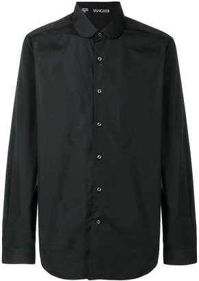 Alessandro Gherardi peter pan collar shirt