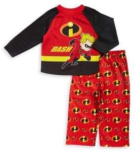 AME Sleepwear Little Boy's Two-Piece Incredible Dash Pajamas