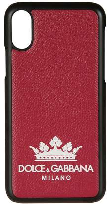 Dolce & Gabbana Crown Logo Iphone X Case
