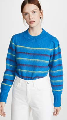 Tanya Taylor Sabela Alpaca Knit