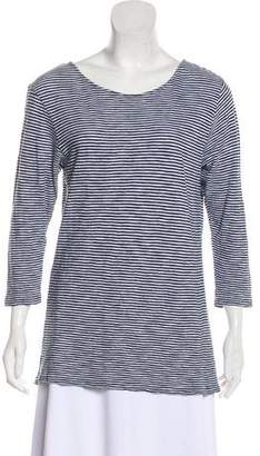 Theory Striped Lightweight T-Shirt