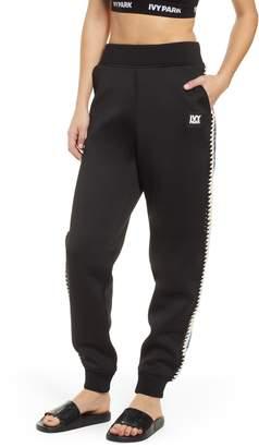 Ivy Park R) Craft Spacer Mesh Jogger Pants