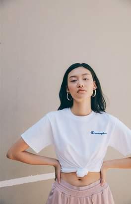 Champion Short Sleeve Boyfriend T-Shirt