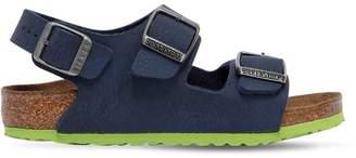 Birkenstock Faux Leather Sandals