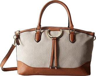London Fog Bensen Satchel Bag $150 thestylecure.com