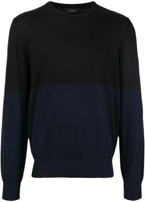 Joseph Novelty knit sweater