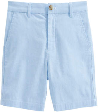 Vineyard Vines Boys Pincord Stripe Breaker Shorts