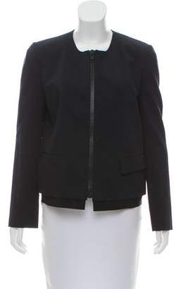Golden Goose Structured Zip-Up Jacket