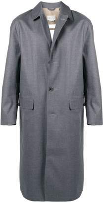 Maison Margiela single breasted coat