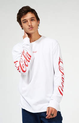 GUESS Pacsun x Coca-Cola Relaxed Long Sleeve T-Shirt