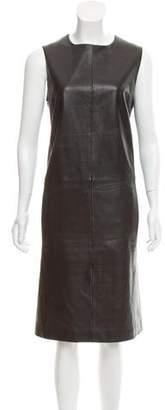Calvin Klein Collection Sleeveless Shift Dress