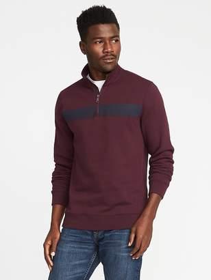 Old Navy Fleece 1/4-Zip Pullover for Men
