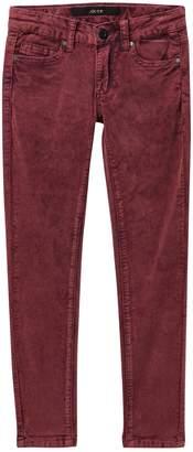 Joe's Jeans Mid Rise Skinny Ribbless Corduroy Jeans (Big Girls)
