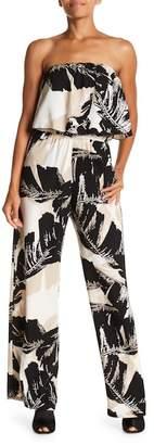 Sloane Meghan LA Strapless Jumpsuit