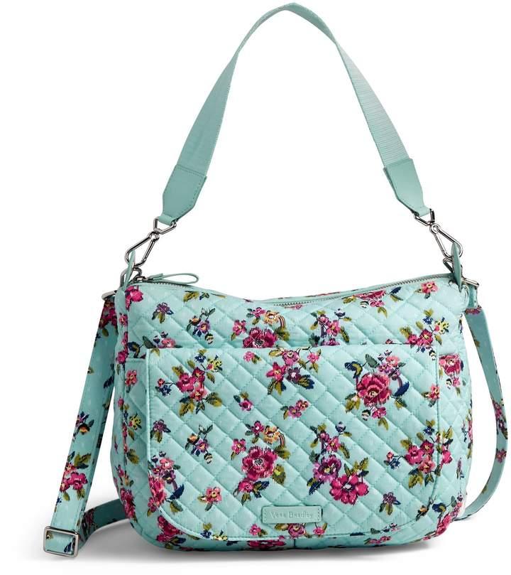 Vera Bradley Carson Shoulder Bag - SUPERBLOOM - STYLE