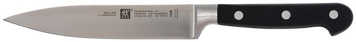 Zwilling J.A. Henckels TWIN Pro 'S' 6 Utility/Sandwich Knife (Black) - Home