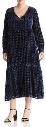Marina Rinaldi Diga Velvet Dress