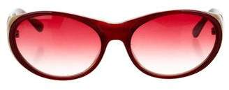 Derek Lam Siri Gradient Sunglasses