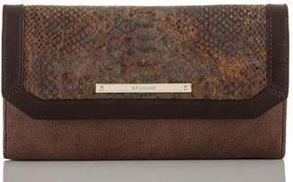 Brahmin Soft Checkbook Wallet Barrow