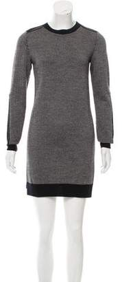 3.1 Phillip Lim Merino Wool Knit Dress