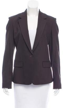 Theory Wool-Blend Structured Blazer w/ Tags