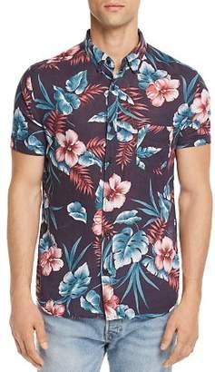 Rails Carson Lei Floral Button-Down Shirt