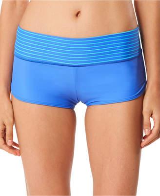 Speedo Striped Swim Shorts Women's Swimsuit