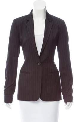 Barbara Bui Pinstripe Structured Blazer