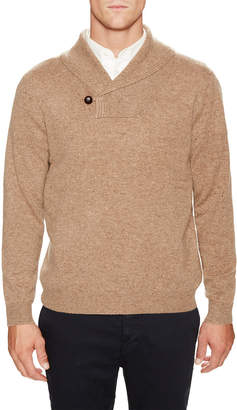 Dartmoor Classic Shawl Collar Cashmere Sweater
