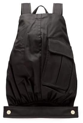 Raf Simons X Eastpak - Classic Canvas Backpack - Mens - Black